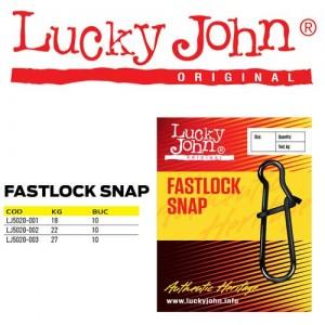 Agrafe Lucky John Fastlock Snap nr 1