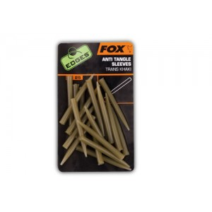 Anti Tangle Sleeve Fox Edges Khaki 25buc/plic