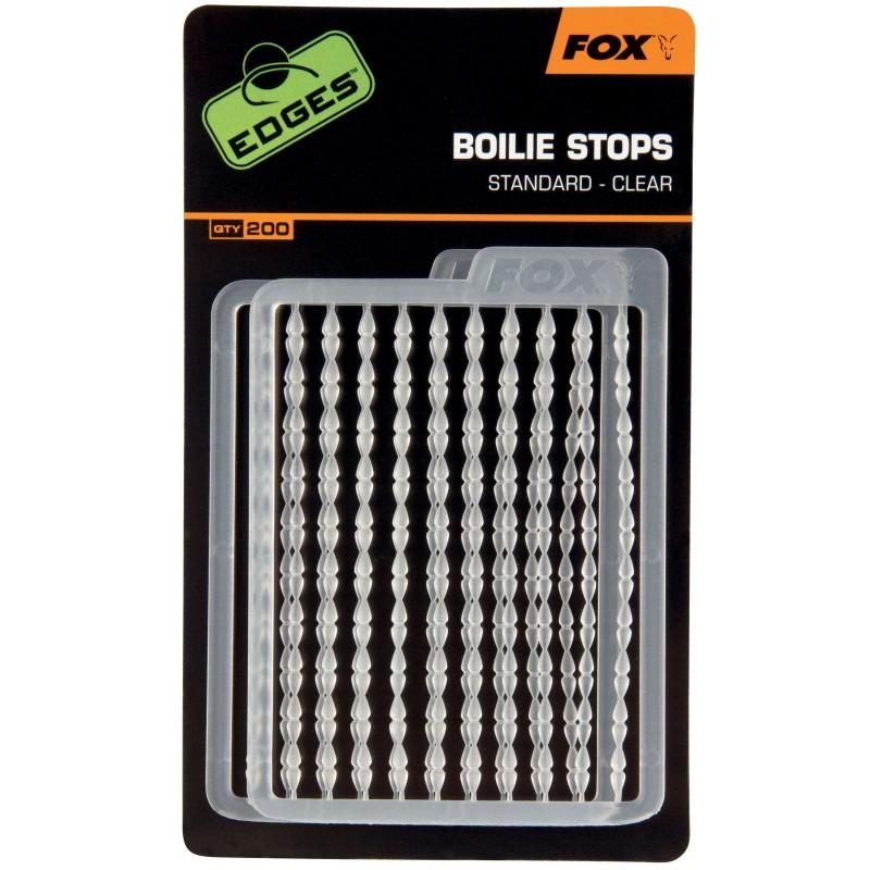 Opritoare Fox Edges Boilie Stops 200buc/plic