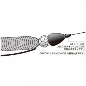 Plumbi Decoy DS-5H Type Bullet Heavy 36g 2buc/plic