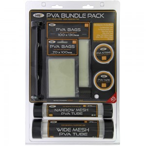 Set Complet NGT PVA Bundle Pack
