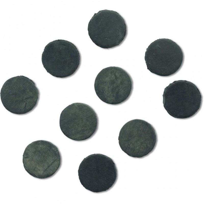 Stoper Black Cat Bait Stop 15mm 10buc/plic