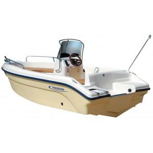 Barca Poseidon Blue Water 480