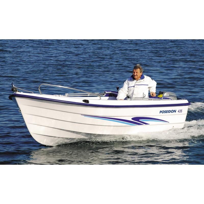 Barca Poseidon Fish 435T