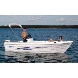 Barca Poseidon Fish 550T