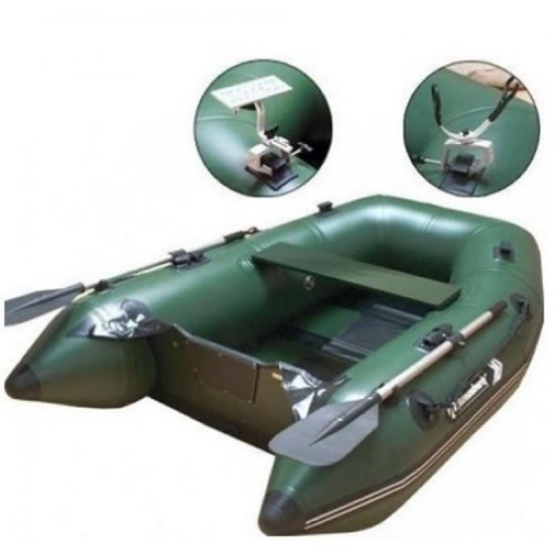 Barca pneumatica Allroundmarin Jolly verde 260