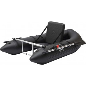 Floating Tube DAM Belly Boat With Oars 1.80m