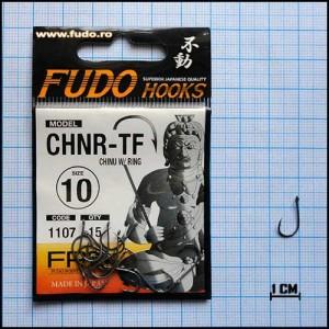 Carlig Fudo Chinu W Ring nr 10