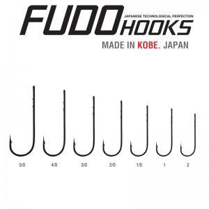 Carlige Fudo Worm SSB 50buc Nr 5/0