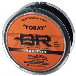 Fir Toray BR Pro Type Dark Green 0335mm