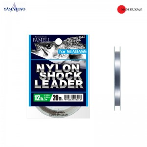 Fir Fluorocarbon Yamatoyo Shock Leader 0.33mm 20m