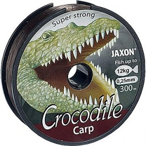 Fir Monofilament Jaxon Crocodile Carp 600m 0.30mm/16kg