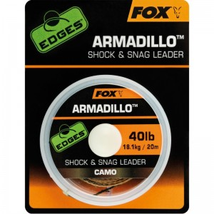 Fir Textil Fox Camo Armadillo 20m 50lb