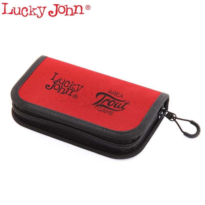 Portofel naluci Lucky John Area Trout Game 18cmx11cm