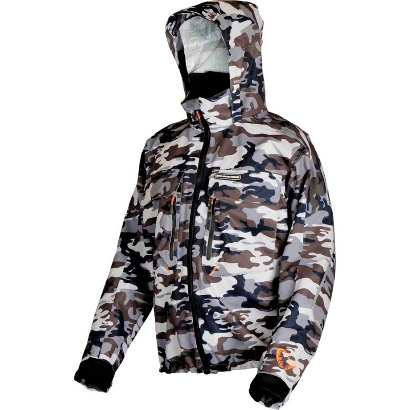 Jacheta Savage Gear Camo S
