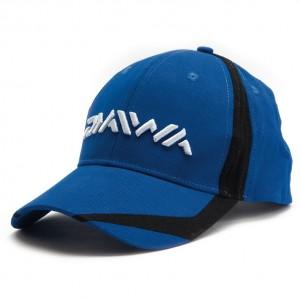 Sapca Daiwa Blue/Black Flash