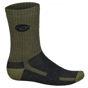 Sosete Korda Kore Merino Wool Socks Olive 44