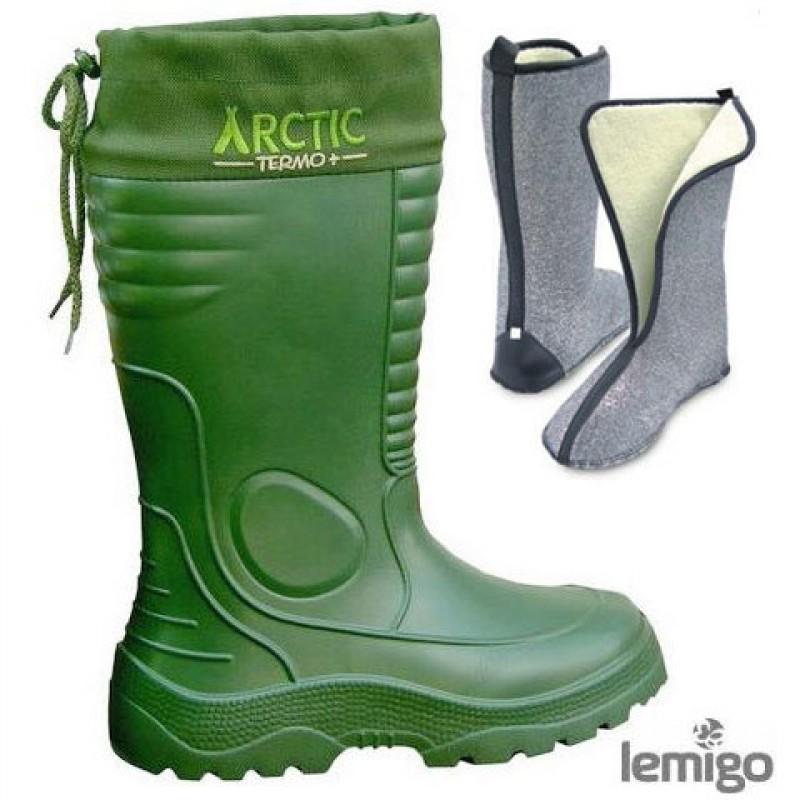 Cizma Cauciuc Arctic Termo+ 875 Lemigo 42