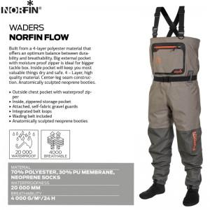 Wadersi Norfin Flow M-L