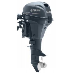 Motor Yamaha F9.9JES 9.9Hp cizma scurta pornire electrica si comenzi la distanta