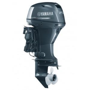 Motor Yamaha F25GETL 25Hp EFI cizma lunga - pornire electrica, comenzi la distanta, power trim & tilt