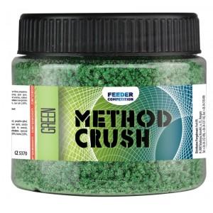Aditiv Carp Zoom Feeder Competition Method Crush 120g Verde
