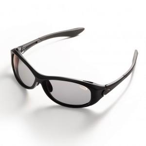 Ochelari polarizati Tiemco Sight Master Rotondo Matte Black SWR Super Light Gray