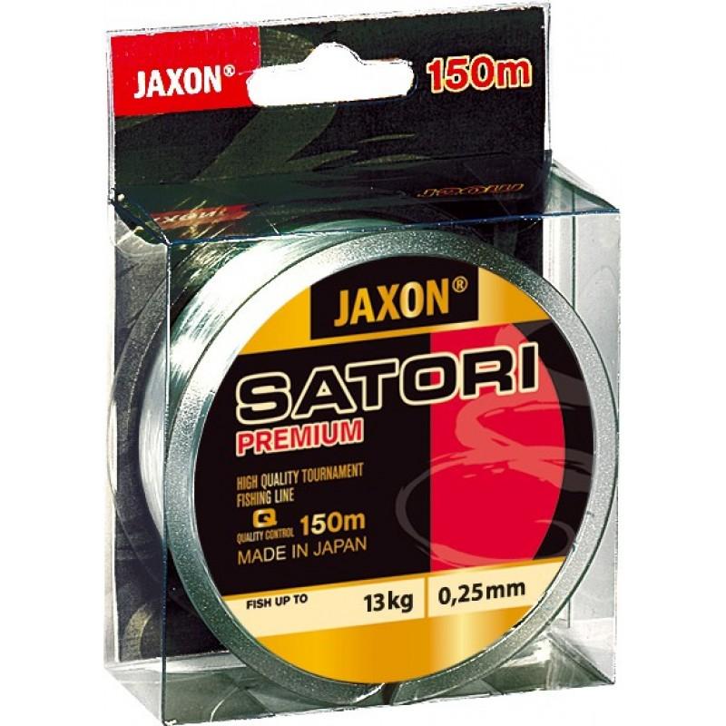 Fir Monofilament Jaxon Satori Premium 0.14mm 25m