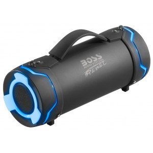 Audio Receptor FM Boss boxa portabila rezistent la apa IPX5 bluetooth