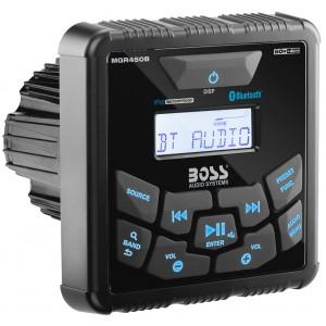Player Digital Boss Marine MGR450B Negru