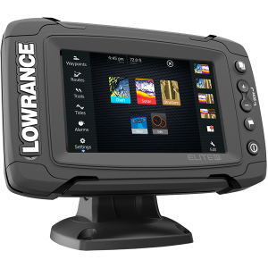 Sonar Lowrance Elite-5 Ti Total Scan