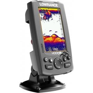 Sonar Lowrance Hook-4x Chirp DSI