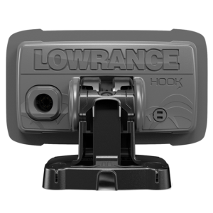 Sonar Lowrance Hook2 4x Bullet Skimmer