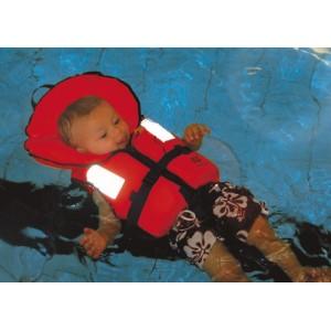 Vesta de salvare Eval Crete 100N, 15-30Kg