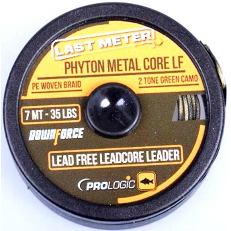 Fir Leadcore Prologic Phyton Metal Core 35lb 7m