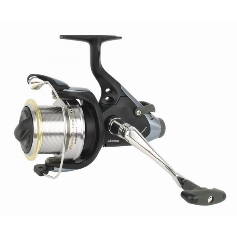 Mulineta crap Okuma Powerliner Baitfeeder 860