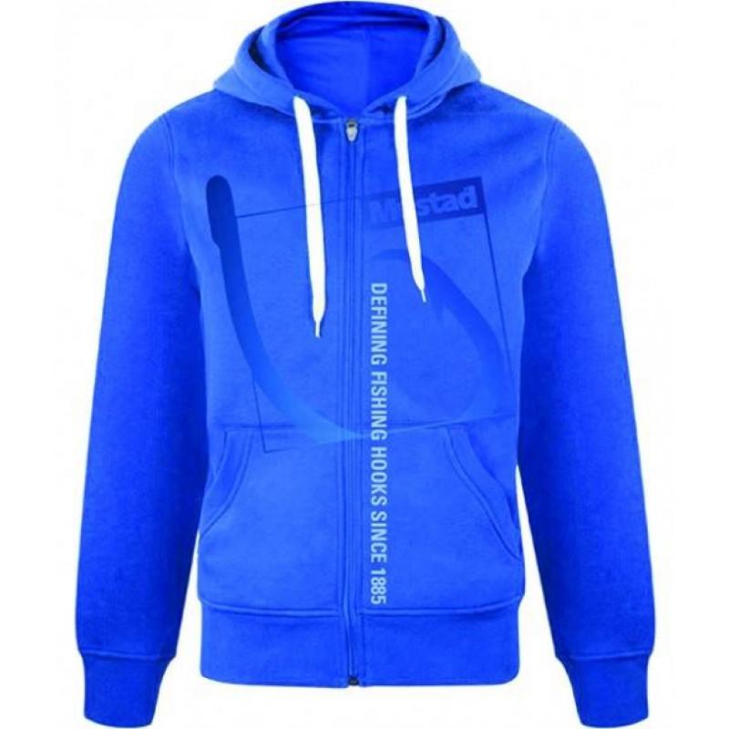 Hanorac Mustad Albastru XL