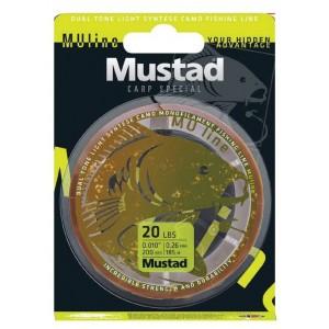 Fir Monofilament Mustad Carp Special 0.26mm 1200m