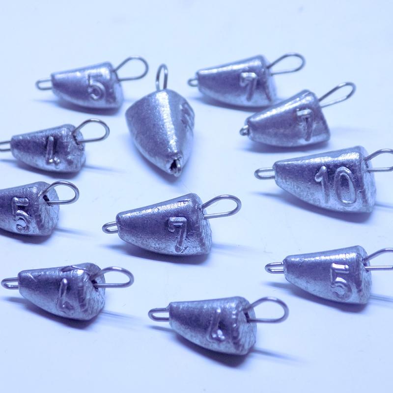 Jig Articulat Glont Active Rosu 4g 7buc/plic