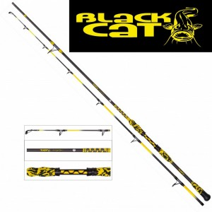 Lanseta Black Cat Light Spin 2.60m 150g