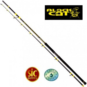 Lanseta Black Cat Passion Pro DX 2.40m 600g
