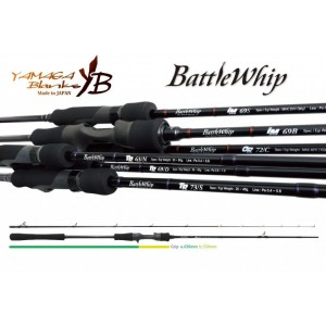 Lanseta Yamaga Blanks BATTLE WHIP IM 69/B CAST 2.070m 110g