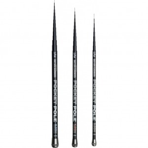 Varga DAM TC36 Carbon Tele Pocket Pole 5.00m