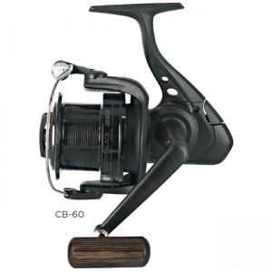Mulineta crap Okuma Custom Black 6000