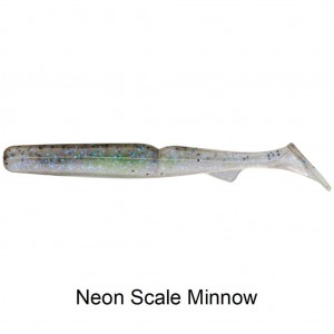 Shad Biwaa TailgunR Swimbait 11.5cm Neon Scale Minnow