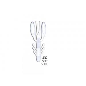 Damiki Air Craw 5.6cm Soft Shell