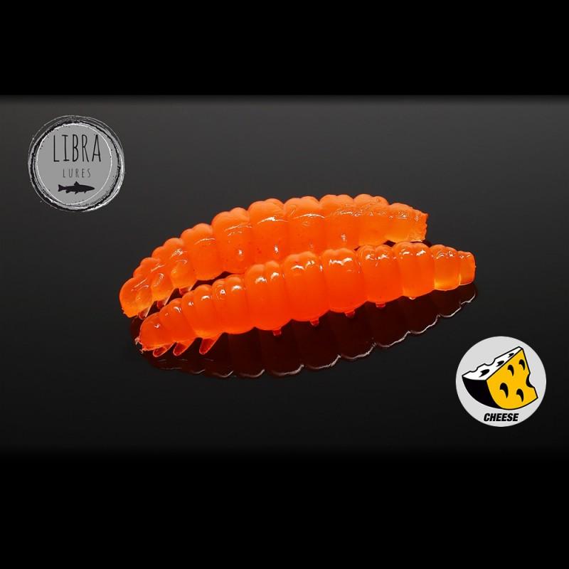 Libra Lures Larva Worm 3.5cm 12buc 011