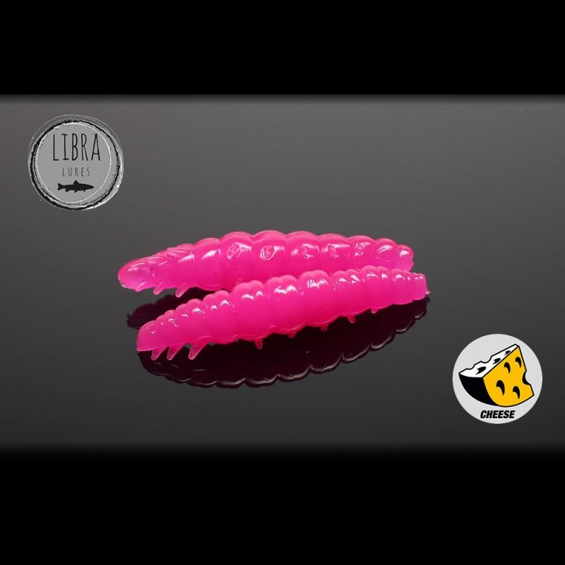 Libra Lures Larva Worm 3.5cm 12buc 019