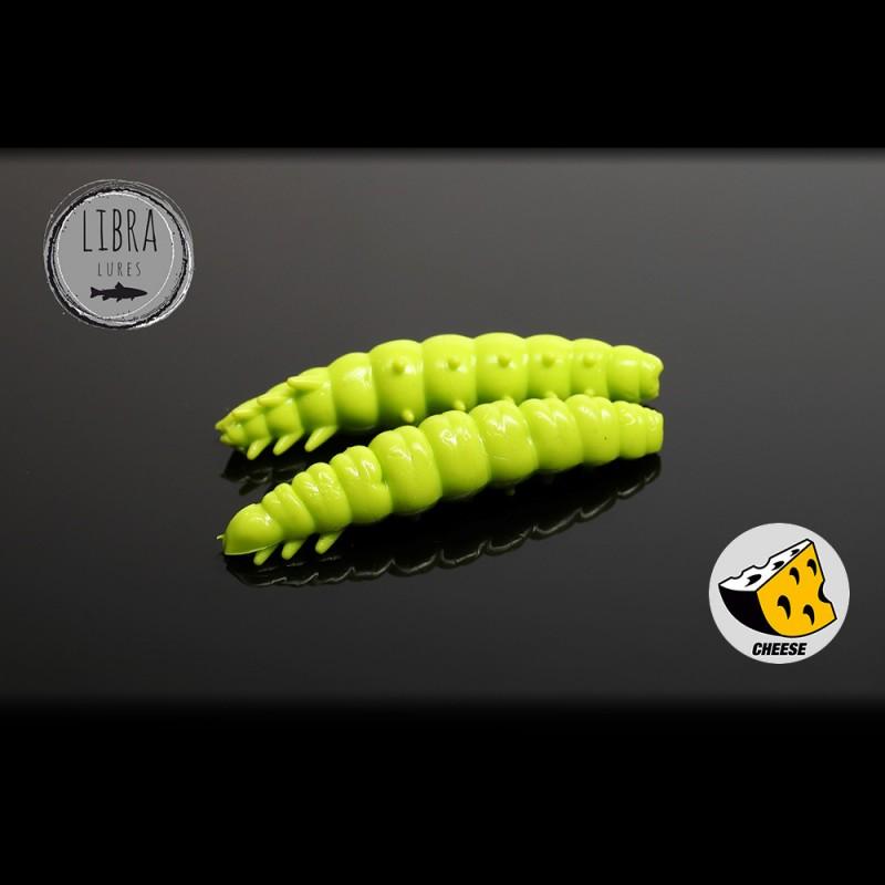 Libra Lures Larva Worm 3.5cm 12buc 027