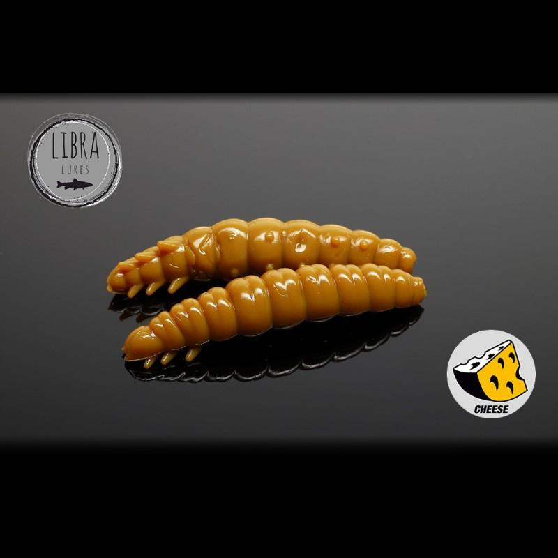 Libra Lures Larva Worm 3.5cm 12buc 036
